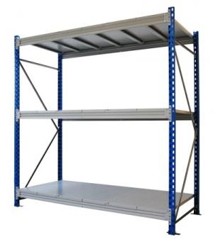 Стеллаж металлический складской 2183-2,0 купить на выгодных условиях в Брянске