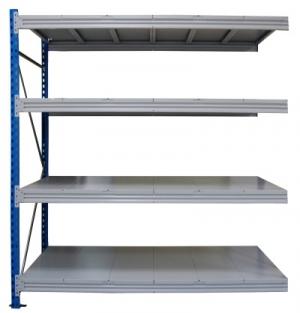 Стеллаж металлический складской 2165-3,0-DS купить на выгодных условиях в Брянске
