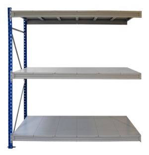 Стеллаж металлический складской 1263-2,0-DS купить на выгодных условиях в Брянске