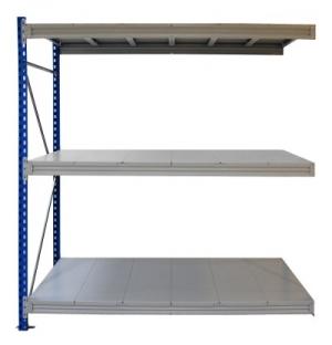 Стеллаж металлический складской 21103-2,0-DS купить на выгодных условиях в Брянске