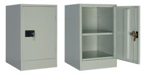 Шкаф металлический для хранения документов ШАМ - 12/680 купить на выгодных условиях в Брянске