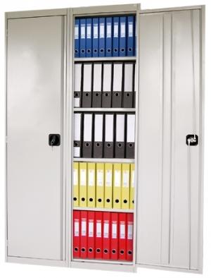 Шкаф металлический архивный ШХА-100(40) купить на выгодных условиях в Брянске