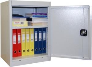 Шкаф металлический архивный ШХА-50 (40)/670 купить на выгодных условиях в Брянске