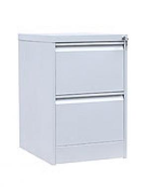 Шкаф металлический картотечный ШК-2 (2 замка) купить на выгодных условиях в Брянске