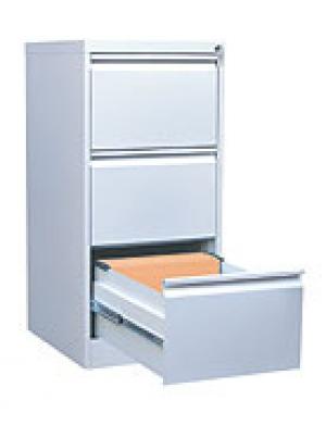 Шкаф металлический картотечный ШК-3 (3 замка) купить на выгодных условиях в Брянске
