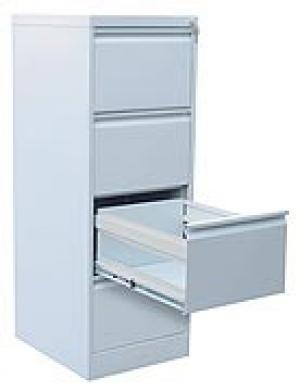 Шкаф металлический картотечный ШК-4 купить на выгодных условиях в Брянске