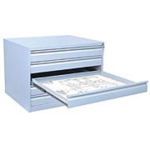 Шкаф металлический картотечный ШК-5-А1 купить на выгодных условиях в Брянске