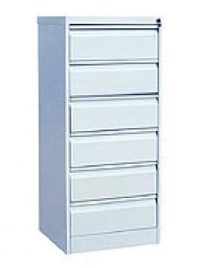 Шкаф металлический картотечный ШК-6(A5) купить на выгодных условиях в Брянске
