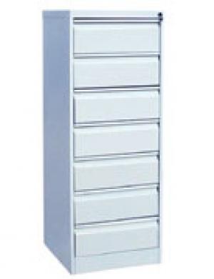 Шкаф металлический картотечный ШК-7 купить на выгодных условиях в Брянске