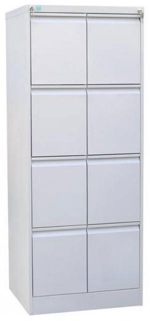Шкаф металлический картотечный ШК-8(A4) купить на выгодных условиях в Брянске