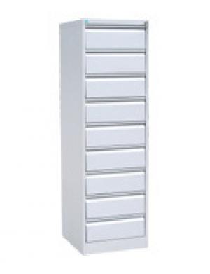 Шкаф металлический картотечный ШК-9(A6) купить на выгодных условиях в Брянске