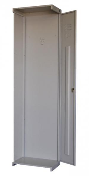 Шкаф металлический для одежды ШРС-11ДС-400 купить на выгодных условиях в Брянске