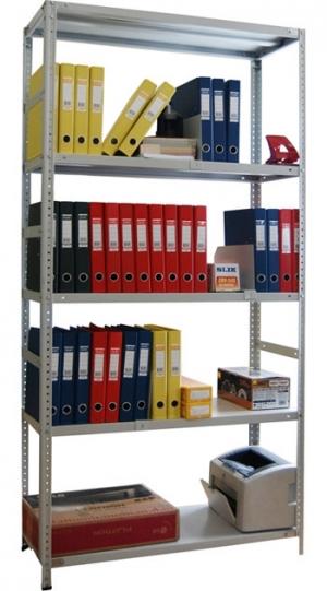 Стеллаж металлический сборный 245-2.5 купить на выгодных условиях в Брянске