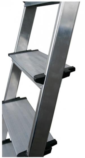 Лестница стремянка Secury 7 ступеней купить на выгодных условиях в Брянске