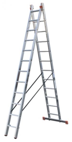 Лестница Dubilo 2x12 купить на выгодных условиях в Брянске