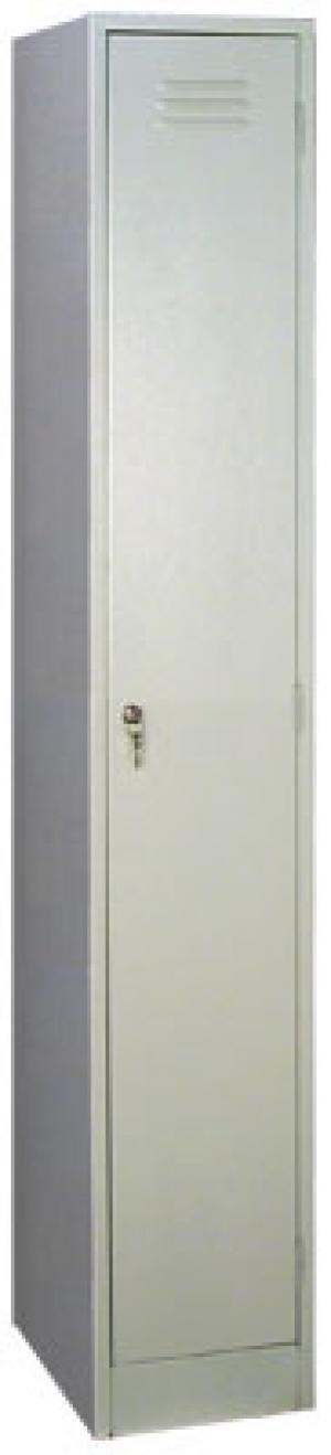 Шкаф металлический для одежды ШРМ - 11