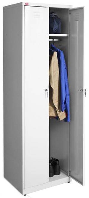 Шкаф металлический для одежды ШРМ - АК/800
