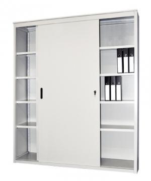 Шкаф металлический архивный AL 2018 купить на выгодных условиях в Брянске