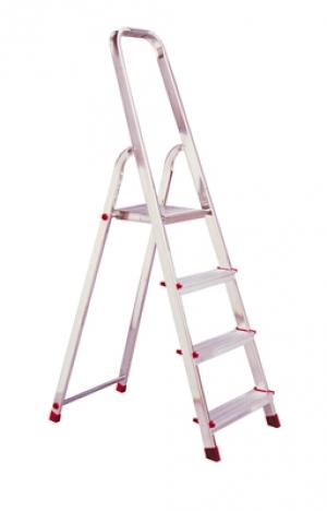 Лестница стремянка Corda 4 ступени купить на выгодных условиях в Брянске
