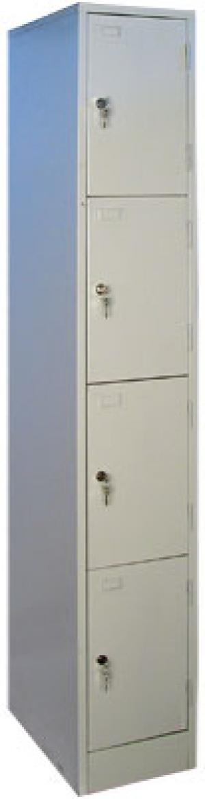 Шкаф металлический для сумок ШРМ - 14 купить на выгодных условиях в Брянске