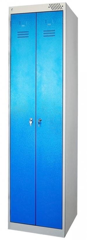 Шкаф металлический для одежды ШРЭК-22-500 купить на выгодных условиях в Брянске