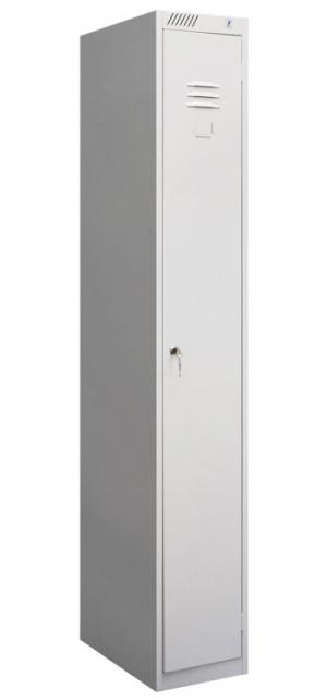 Шкаф металлический для одежды ШРС-11-400 купить на выгодных условиях в Брянске