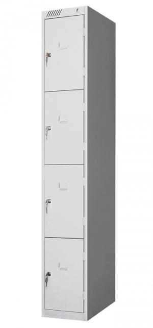 Шкаф металлический для сумок ШРС-14-300 купить на выгодных условиях в Брянске