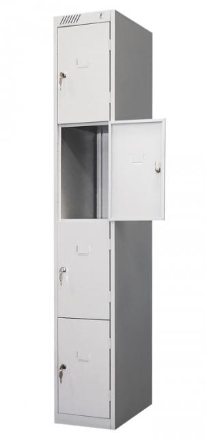 Шкаф металлический для сумок ШРС-14-300