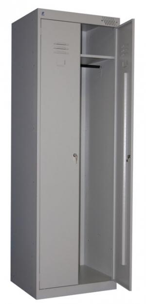 Шкаф металлический для одежды ТМ-22-800 купить на выгодных условиях в Брянске